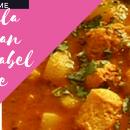 Nutrela Soybean chunk Vegetable Recipe