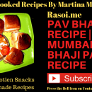 Pav Bhaji Recipe By Martina Motwani