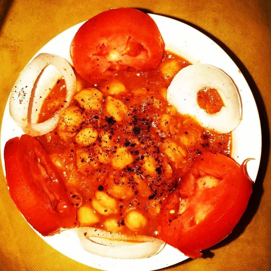 chole recipe Rasoi.me