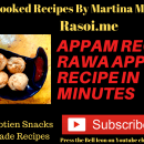 Appam recipe Recipe Rasoi.me