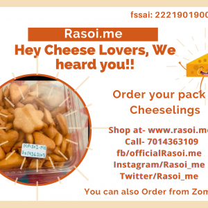 cheeselings Rasoi.me